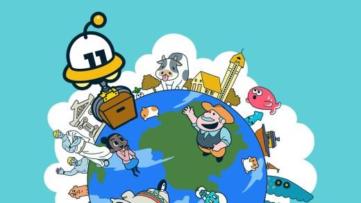 Part Time UFO est un jeu smartphone étonnant et captivant !