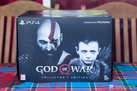Collector de God of War