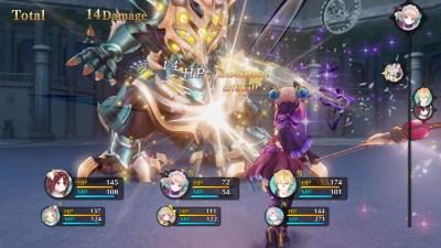 Si si, ce jeu est bel et bien un RPG japonais pur et dur !