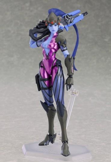 Figurine Figma Fatale Overwatch (5)