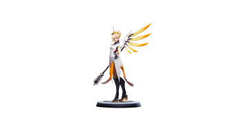 Figurine de Ange (Mercy) Overwatch (1)