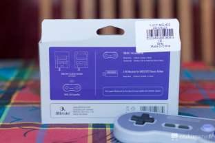 Manette sans fil 8bitdo SN30 pour NES Mini et SNES Mini