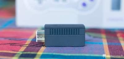 Voici l'adaptateur vous permettant de rendre compatible la NES/SNES mini en sans fil !