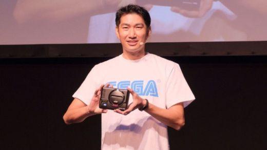 La Mega Drive 2018 sera visiblement vraiment suivie par SEGA.