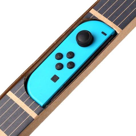 Patron Guitare Nintendo Labo
