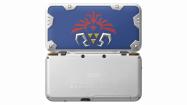 new 2DS XL Hylian Shield Edition