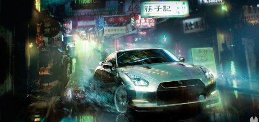 Forza Horizon 4 à Hong Kong