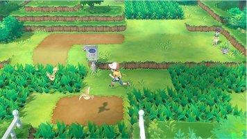 Pokémon Let's Go Pikachu & Evoli sur Nintendo Switch