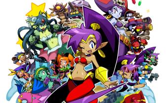 Shantae est une petite génie plutôt sexy ^^ ! Le charadesign est réussi !