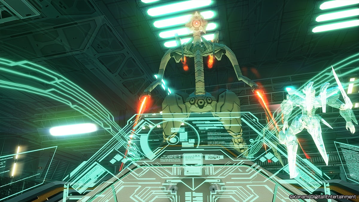 Zone of The Enders 2 sur PS4 et PS VR !