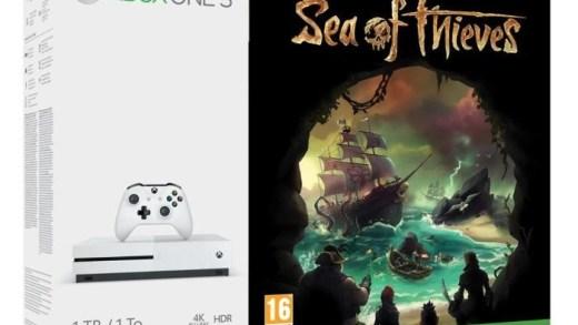 La Xbox One S avec Sea of Thieves est l'occasion de découvrir l'univers Microsoft !