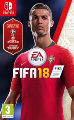 FIFA 18 dans son édition Nintendo Switch
