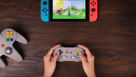 La manette Nintendo 64 8bitdo... J'aurais aimé qu'on aille encore plus loin !