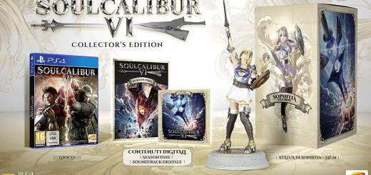 La figurine de Sophitia sera fournie dans ce collector ^^ !