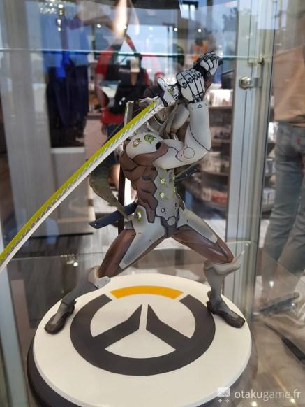 Figurine de Genji