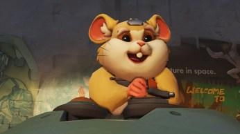 Hammond, alias Bouldozer, le nouvel héro d'Overwatch !