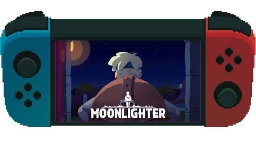 Moonlighter dans sa version Nintendo Switch !