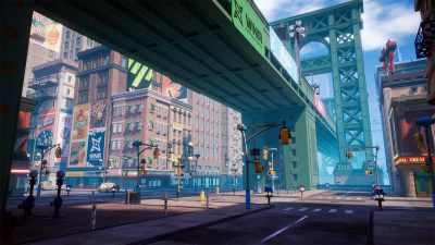 Ca ressemble à New York, non ?