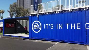 Vlog E3 2018 : Un petit tour du côté des stands du EA Play, ça vous tente ?
