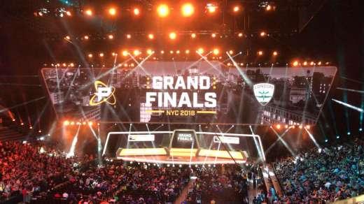 La finale de L'Overwatch League au stade Barclay était grandiose !