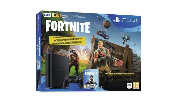 Même Sony promeut la PS4 avec Fortnite !