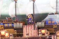 "Le livre ""pop up"" d'Octopath Traveler (Collector)"