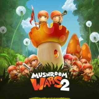 Mushroom Wars 2, le jeu avec des champignons pas si gentils...