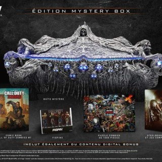 Une édition collector pour Call of Duty : Black Ops 4