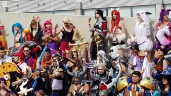 Cosplay de League of Legends