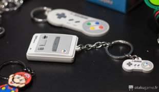 Porte Clef Super Nintendo