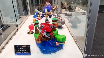 Figurine Sonic First 4 Figures