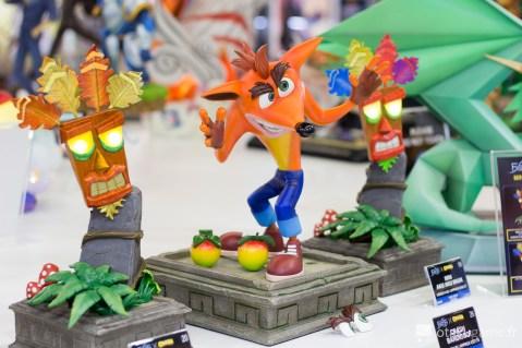 Figurine Crash Bandicoot First 4 Figures