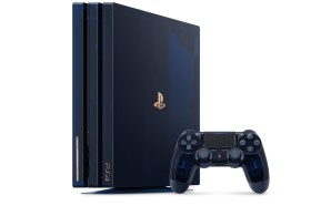 PS4 Pro Collector 500 millions
