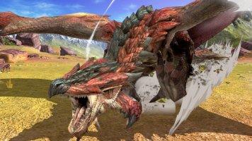 Super Smash Bros Ultimate feat Monster Hunter