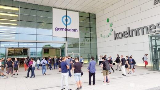 La Gamescom 2018 est un des plus grand salon de jeux vidéo au monde !