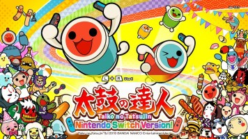 Taiko no Tatsujin Drum & Fun débarque enfin en France !