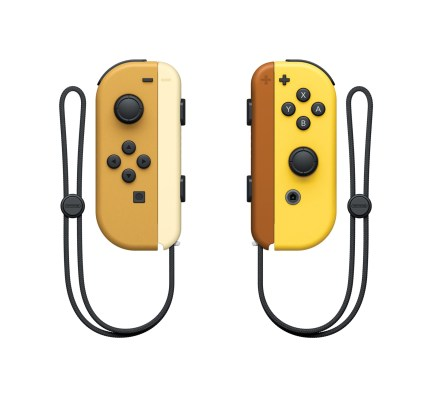 Joy Con Pikachu et Evoli