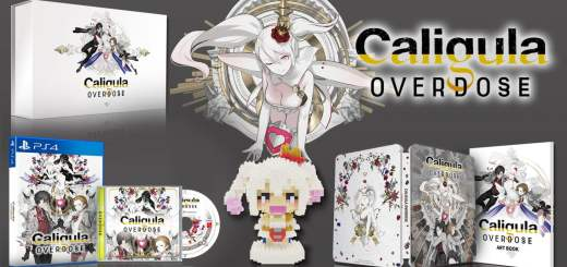 Caligula Overdose Collector