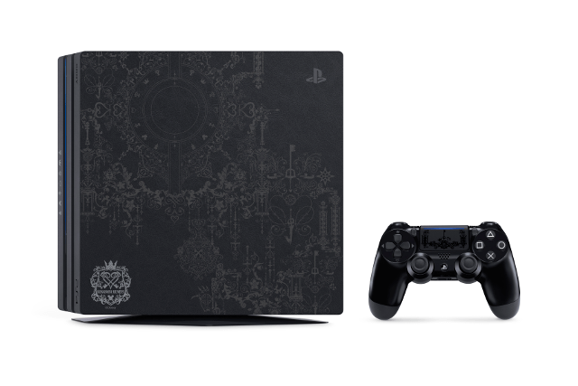 PS4 Pro édition collector Kingdom Hearts III