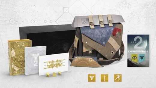 L'édition collector de Destiny 2 arrivera dans un carton ENORME !!!
