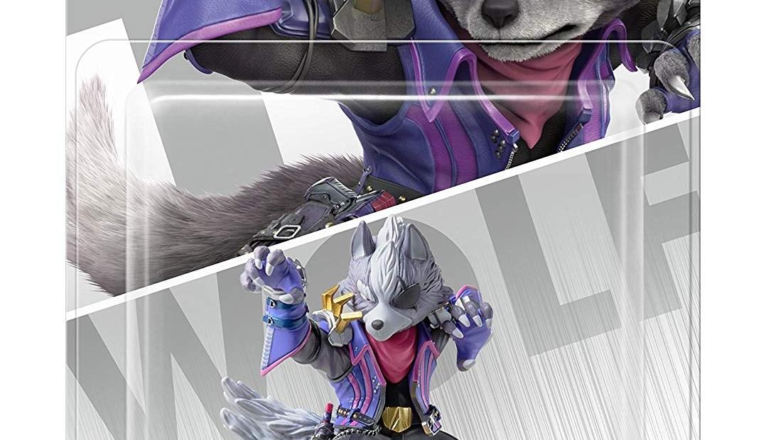 "L'Amiibo Wolf complètera la série ""Star Fox"" :) !"