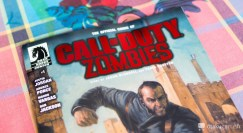 Comic Call of Duty Black Ops 4