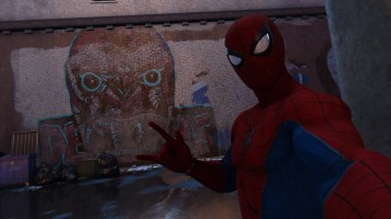 Les tags dans Marvel's Spider-Man