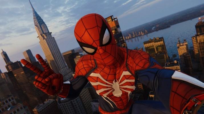 Spoil : L'Empire State Building est un des monuments du jeu :p !
