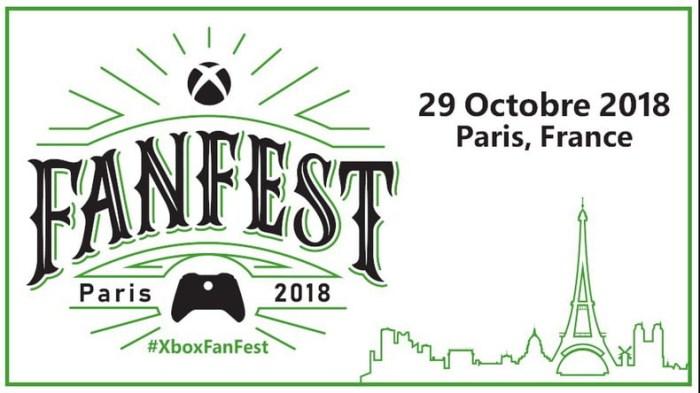 Je n'aurais jamais cru qu'un festival Xbox aurait lieu un jour en France !