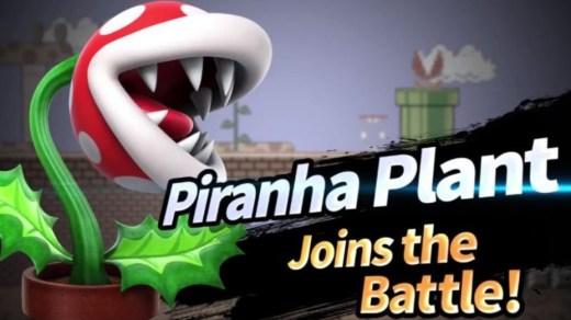 plante piranha