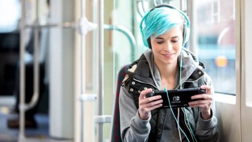 Parfait ton look avec cette magnifique Nintendo Switch à moins de 260€ !