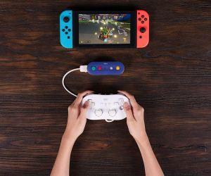 Adaptateur sans fil pour manette GameCube