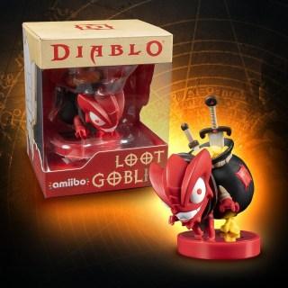 Il s'appelle le Gobelin au trésor... Et c'est un nouvel Amiibo ^^ !