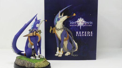 La Figurine de Repede pour la sortie de Tales of Vesperia Definitive Edition !